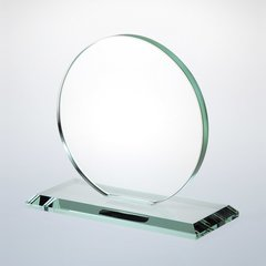 Jade Glass Circle