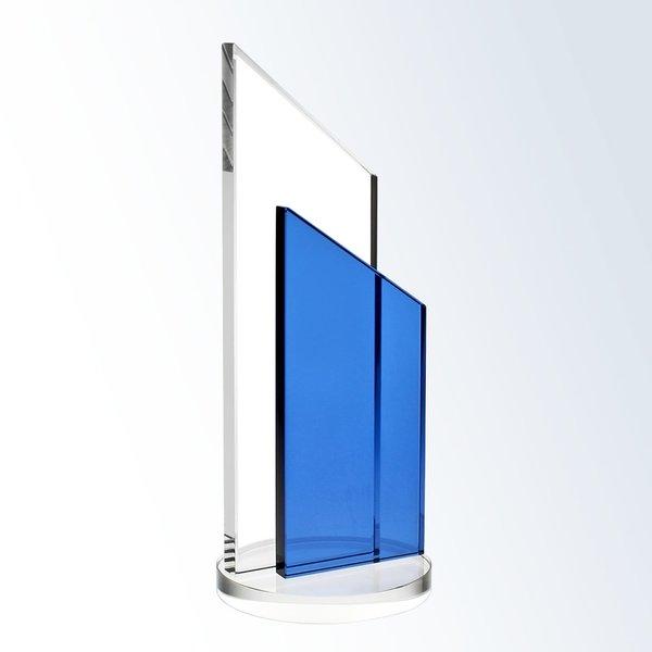 Blue Success