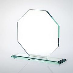 Jade Glass Octagon
