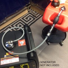6 Gallon Extended Run Fuel System for Champion Inverter Generator