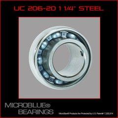 Micro Blue Rear Axle Bearing 1 1/4