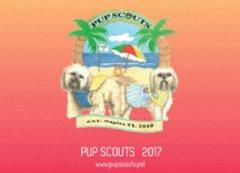 Pup Scouts 2018 Wall Calendar