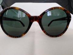 Ralph Lauren RL8069 Sunglasses 5017/17, tortoise brown, green lens