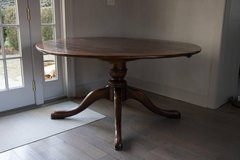 Beautiful Swedish Gustavian Walnut Dining Table Snake Foot Antique Quality