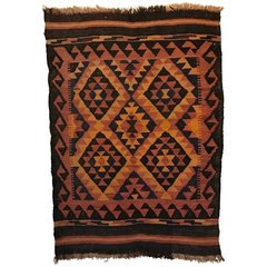 Madeline Weinrib Moroccan Wool Rug, Tribal Colors