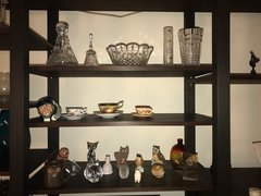 SOLD - Lalique Pieces/Waterford/Steuben - PRICED INDIVIDUALLY SPECIFY ITEM PURCHASED