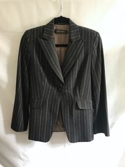 SOLD!1 Patrick Gerard Pin Stripe Blazer Jacket