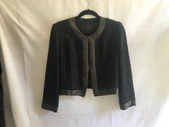 SOLD!! Modern Style Tweed Jacket