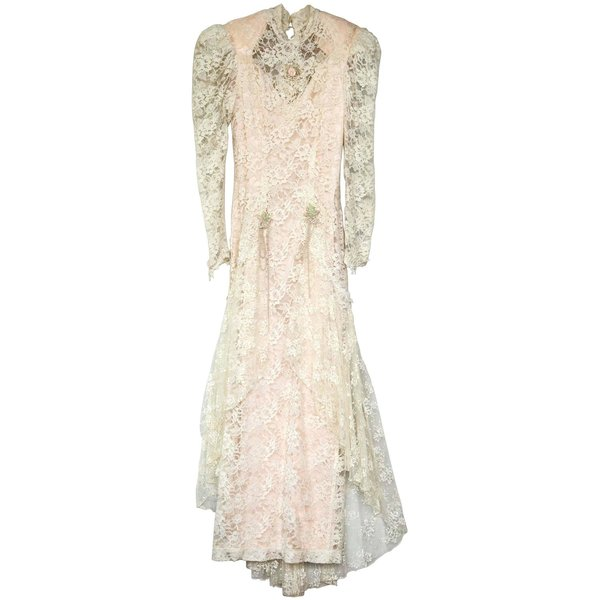 SOLD Maggie Sottero Style Chic Vintage Bride 1930s Old Hollywood ...