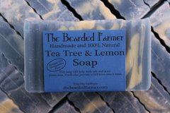 Tea Tree and Lemon Soap