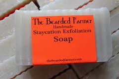 Staycation Exfoliation Soap