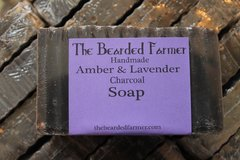 Amber and Lavender Soap