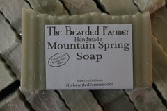 Mountain Spring Soap