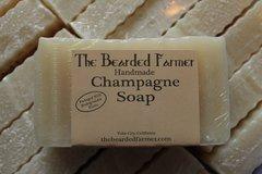 Champagne Soap