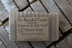 Tobacco & Bay Leaf Shave Soap