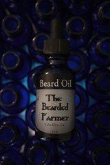 Drag Harrow Beard Oil