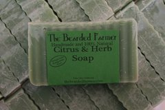 Citrus & Herb Soap
