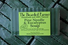 Pine Needle & Eucalyptus Soap