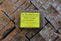 Lemon Salt Soap (Grease Remover)