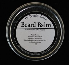 Pick Axe Beard Balm