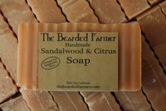 Sandalwood & Orange Soap