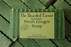Fresh Ginger Soap