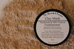 Frankincense Clay Mask