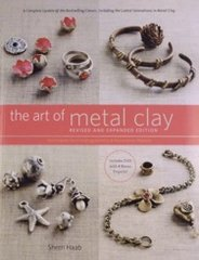 v)  The Art of Metal Clay by Sherri Haab