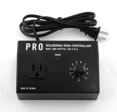 b)  Temperature controller (120V)