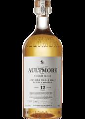 Aultmore 12 Year Single Malt Scotch Whisky