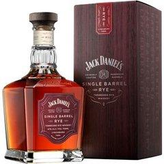 Jack Daniel's Single Barrel Rye