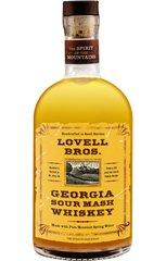 Lovell Bros. Georgia Sour Mash Whiskey