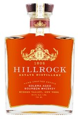 Hillrock Estate Distillery Solera Aged Bourbon Whiskey