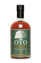 OYO Rye Whiskey - Dark Pumpernickel