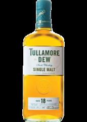 Tullamore Dew 18 Year Single Malt Irish Whiskey