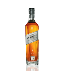 Johnnie Walker Platinum Label Scotch Whisky 18 Years Old