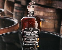 "Whistle Pig Boss Hog ""The Independent"" Straight Rye Whiskey"