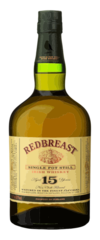 Redbreast 15 Year Single Pot Still Irish Whiskey