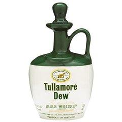 Tullamore Dew Irish Whiskey Crock