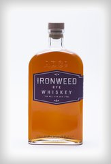 Ironweed Rye Whiskey - Albany Distilling Co.