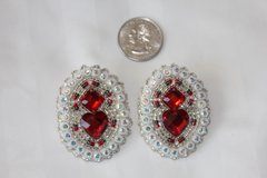 Princess Pow Wow Earrings-SOLD