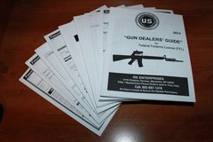 Gun Dealer's Guide (24 Pages)
