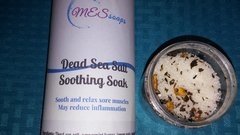 Dead Sea Salt 13oz