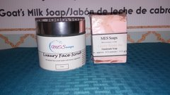 Luxury Face Scrub