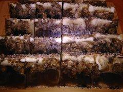 Lavender & Sea Salt Black Soap