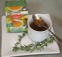 Instant Vegetable Soup 'N Stock