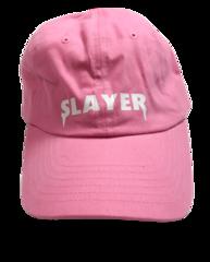 Slayer Dad Hat - Bleached Black