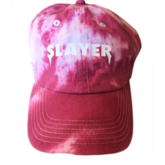 Slayer Dad Hat - Burgundy