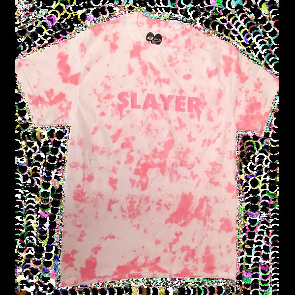 Slayer T-Shirt - Pink