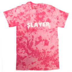 Slayer T-Shirt - Hot Pink